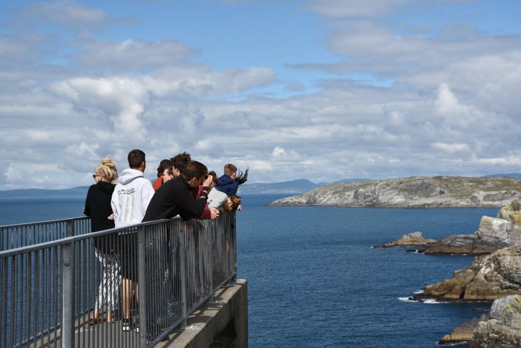 Blick aufs Meer am südwestlichsten Punkt Irlands