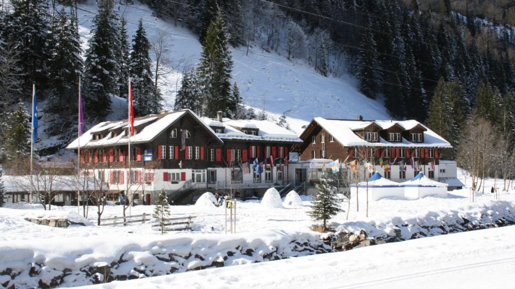 KISC im Winter